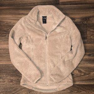 North face full zip fleece